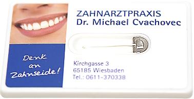 Zahnarzt Werbung